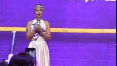 环球夫人大赛沈阳赛区17号选手张春才艺展示钢管