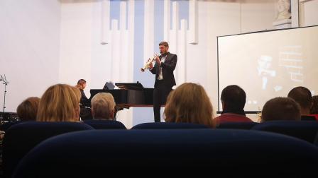 《恰空》格涅辛音乐研究院附中学员谢尔盖演奏