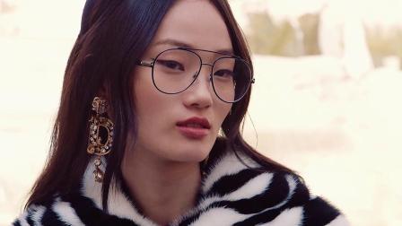 杜嘉班纳2018-19秋冬眼镜系列广告大片