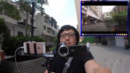 如何让索尼摄影机在iPhone上行动直播