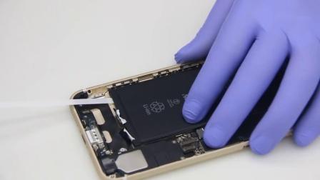 苹果7P 苹果8P 更换电池 iphone7plus iphone8plus换电池教程 视频高清