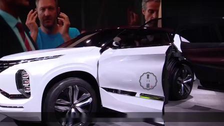 三菱蛰伏五年,新车采用混合动力,霸气不输汉兰达,12万起售!