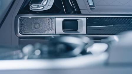2018梅赛德斯奔驰AMG G63官方宣传片