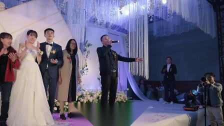 黄先生与樊小姐的婚礼