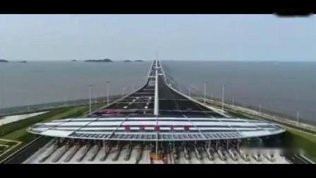 港珠澳大桥24日通车, 音乐之中带你纵览这座世界上最长的跨海大桥!
