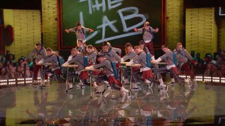 舞蹈世界2018《 Lemo》The Lab Disrupts 舞团