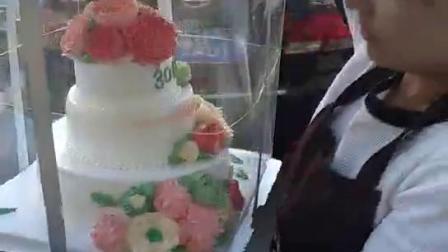 3 层蛋糕