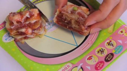 迷你食玩混合披萨制作套件