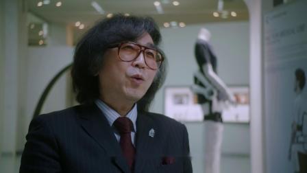跟随格兰特今原一起到东京,探索人机一体化技术