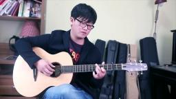 ACG指弹改编【Butter-Fly】指弹吉他-Avian飞鸟吉他演奏