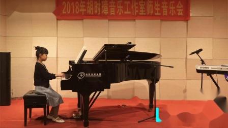 西班牙的节日 选自《约翰汤普森现代钢琴教程》(第一册)