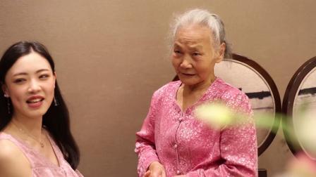 重庆女主持语薇八十大寿主持视频