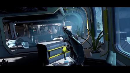 VR恐怖游戏《Syren》PSVR预告