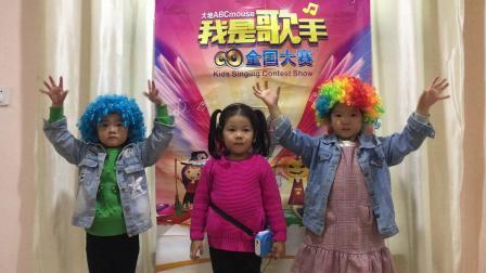 郑州市荥阳市大地幼儿园——中班———张益菡