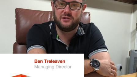 Intermodal Europe - Ben Treleaven