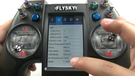 Flysky NV14 Binding with a Receiver