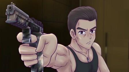 火线传奇:刀锋你一定要挺住,小曼一定会来救你的!