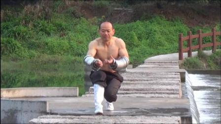 双岙练功   自然门  万籁声   潘孝武    武术   练功   体育