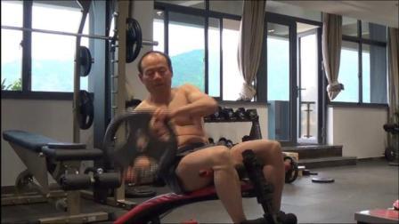 体能训练  自然门  万籁声  潘孝武   武术   体育    生活