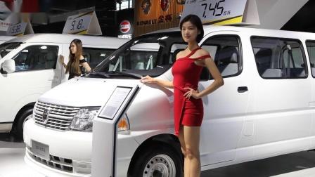 华晨雷诺金杯携旗下明星车型空降沈阳国际汽车展