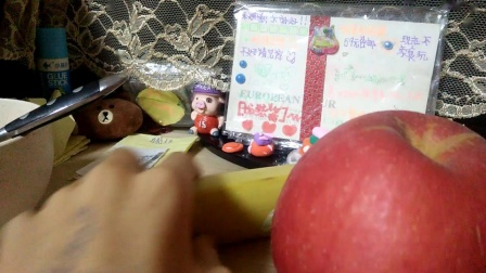 制作水果沙拉(1)『yui然酱』🍀🌵🌟~