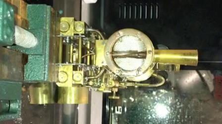 自制蒸汽动力火车——排气效果测试