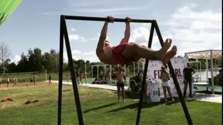 俄罗斯街头健身神话  爆炸级力量 igor kowtyn