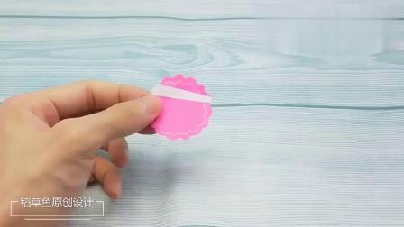 教你做个激萌激萌的中秋月饼,还可以当盲盒,简单折纸大全