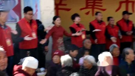 辛集市与爱同行公益团体第42期饺子宴孝道餐精彩片段