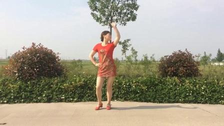 爱剪辑-蔡堡村广场舞   美美哒_超清