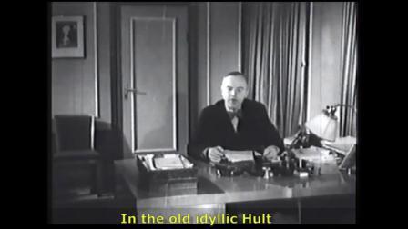 瑞典Hults Bruk的历史纪录 1946 Video