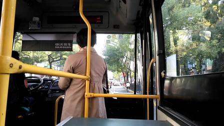 【巴士三公司】757路公交车(S2F-710D)(光复西路大渡河路-莲花路地铁站下客站)全程【VID_20181027_142721】