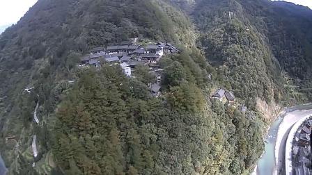 半山腰上的苗寨_贵州嘉阁木屋_专业吊脚楼木屋建筑。