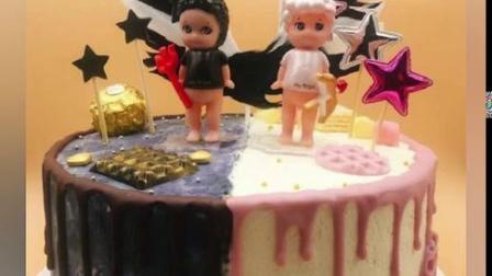 万圣节要到了,10种万圣节蛋糕的图片,好看还好吃