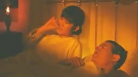 我在林正英鬼片电影 《僵尸先生7》 主演:林正英  吴君如 许冠英_标清截取了一段小视频