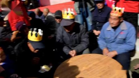 辛集市与爱同行公益团体第42期饺子宴孝道餐公益活动掠影