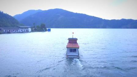 四川最美钓鱼天堂 白龙湖母家院