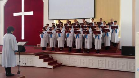 131系连妙结歌-牟平基督教堂圣诗班