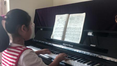 《生日蛋糕》钢琴曲