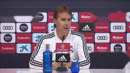 """洛佩特吉:""""我们已经准备好,要踢出精彩的比赛。"""""""