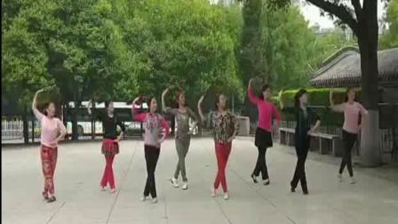 广场舞:天韵摇篮曲 《西安北门》