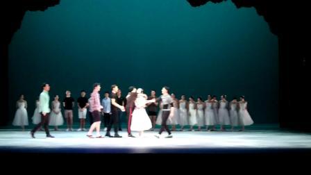 金瑶 - 香港芭蕾舞团资深首席舞者告别舞台纪念  -《吉赛尔》