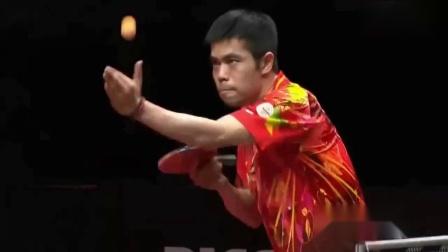 2018欧亚对抗挑战赛 老萨与庄智渊玩起了表演!