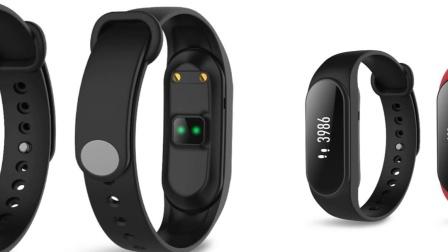 J-style 1770 PPG 智能心率监测+NFC支付手环 图片介绍