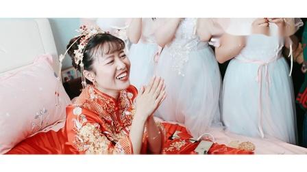 2018.10.28【LIUXUEXIANG&DINGMIN】婚礼快剪