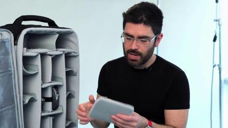 乐摄宝专业摄影拉杆箱MaxFit保护系统