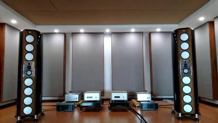 吴晓波《十年二十人》之周鸿祎 视频中的听音室音响手机录音曝光。
