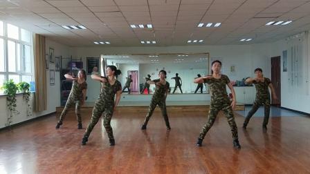 博乐新星健身舞蹈队《Toca Toca托卡托卡》网红现代舞