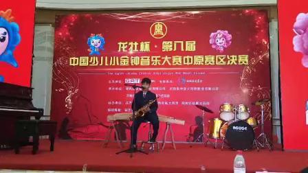 2015年中国少儿小金钟音乐大赛金奖得主:李卓霖《嘿,朱迪》