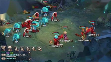 魔力宝贝手游-解咒士的委托-83级挑战任务(微信18区)